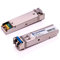 SFP, 1.25 Gbps GigE, DDM, 20km 1310nm, 14dB,SM/MM