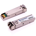 SFP, 1.25 Gbps GigE, DDM, 550m 850nm, 9dB, MM