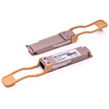 QSFP+, 40GBASE-SR4, 4 x 10.3 Gbps, 150m 850nm, 2dB, MM, MPO connector
