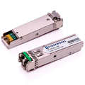 SFP, 1.25 Gbps GigE, DDM, 160km 1550nm, 37dB, SM/MM